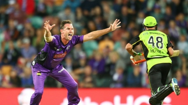Article image for Shaun Tait recalled to Australian Twenty20 internationals