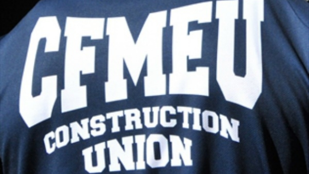 Article image for CFMEU members demand contractor pay union fees on the spot, or go home for the day