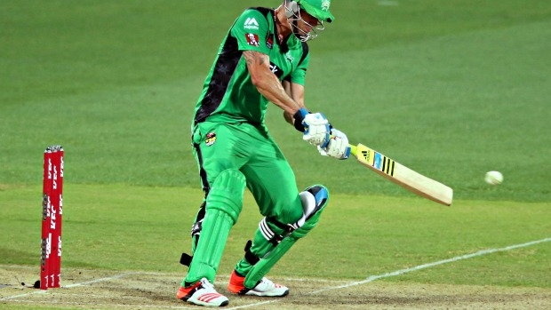 Article image for Ian Chappell wants switch-hit banned from cricket