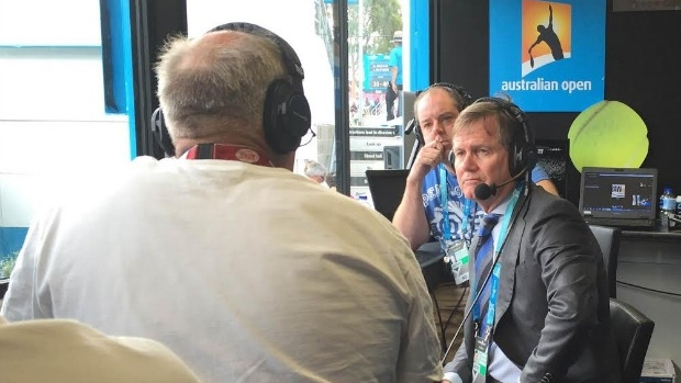 Article image for Tennis Australia president Steve Healy grilled on 3AW's Sports Today