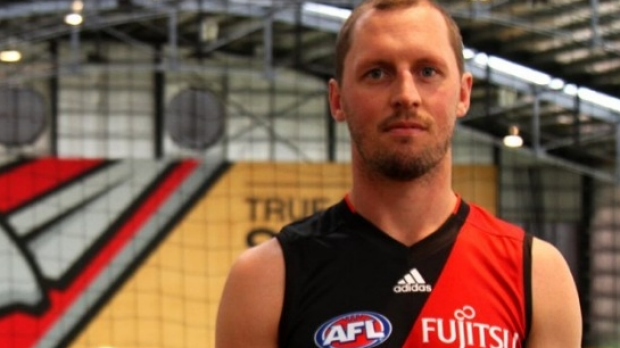 Article image for James Kelly joins Essendon as top-up player, Mark Jamar, Mathew Stokes and Jonathan Simpkin also in talks