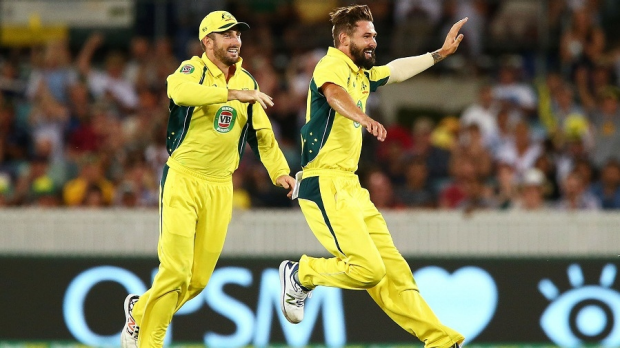 Article image for India collapse hands Australia victory
