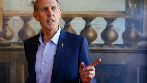 Article image for Former Greens leader Bob Brown arrested at Tasmanian logging protest