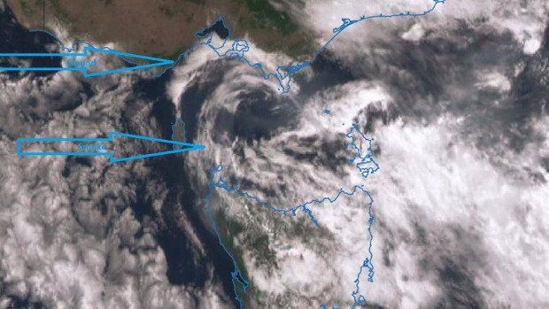 Article image for Smoke from Tasmanian fires reaches Victoria