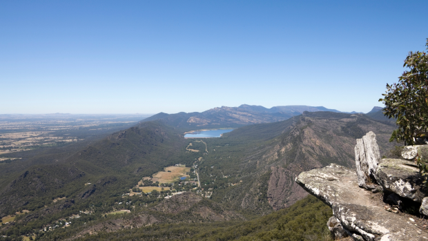 Article image for Indigenous group lodge native title claim for the Grampians national park