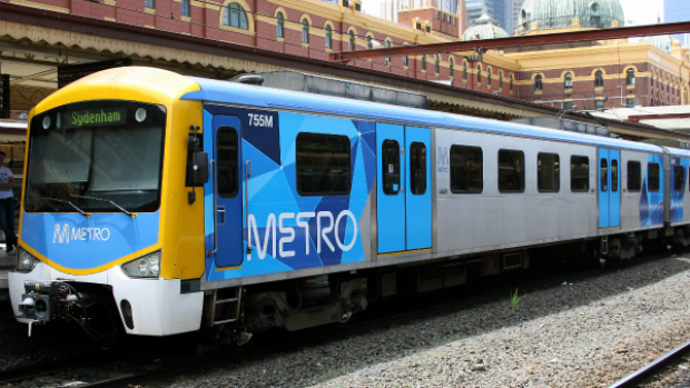 Article image for State Transport Minister blames former government for over-crowded trains