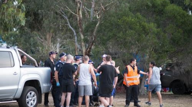 Article image for Australia Day celebration at Whittlesea marred by 'troublesome youths'
