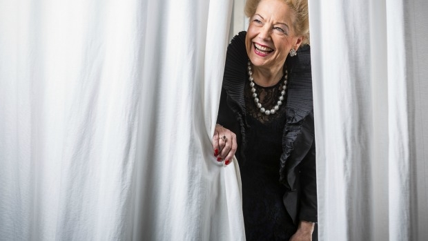 Article image for Neil Mitchell speaks with Susan Alberti