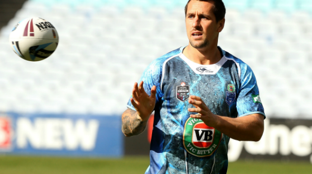 Article image for Mitchell Pearce's career could be over after lewd video surfaces