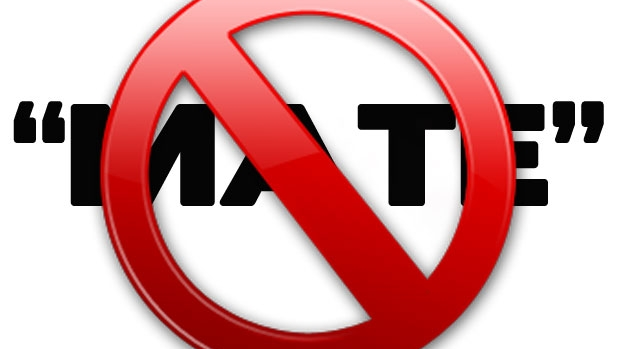 Article image for Trucking company bans employees from saying the word 'mate'