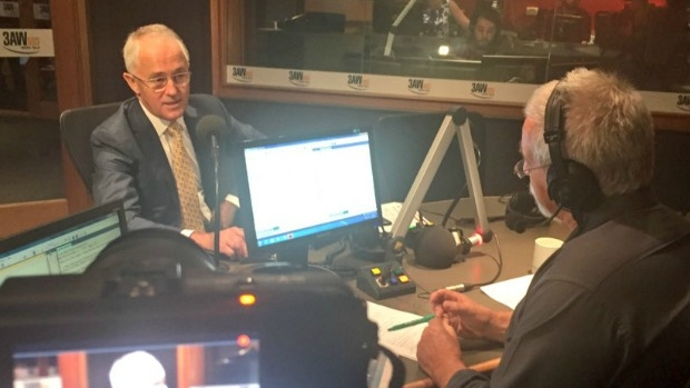 Article image for Malcolm Turnbull admits further spending cuts are being considered on 3AW