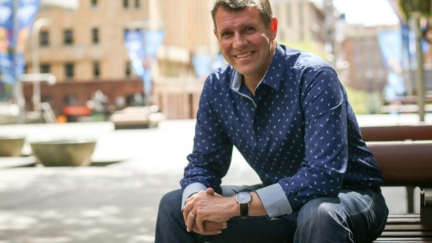 Article image for NSW Premier Mike Baird on why Australia needs to increase the GST