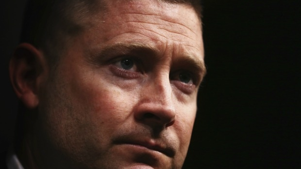 Article image for Tony Jones says 'attention seeking' Michael Clarke shouldn't make cricket comeback