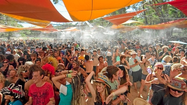 Article image for In defence of the Rainbow Serpent festival