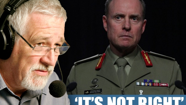Article image for Neil Mitchell takes aim at Australian of the Year David Morrison over speech fee