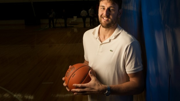 Article image for Andrew Bogut on Essendon, Steph Curry and meeting president Barack Obama