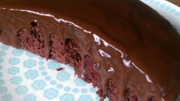 Article image for Paul Mercurio's Chocolate, Beetroot and Porter Cake