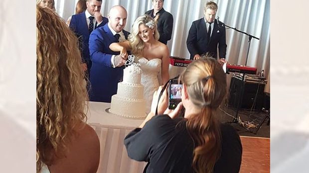 Article image for Rumour File: Photographer at the wrong wedding