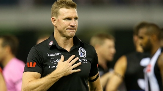 Article image for Collingwood on verge of re-signing Nathan Buckley as coach