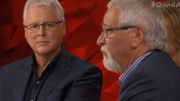 Article image for Neil Mitchell's take on his Q&A appearance