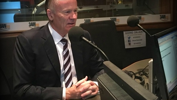 Article image for Essendon chairman Lindsay Tanner joins Neil Mitchell on 3AW Mornings