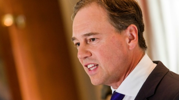 Article image for Greg Hunt awarded title of 'world's best minister'