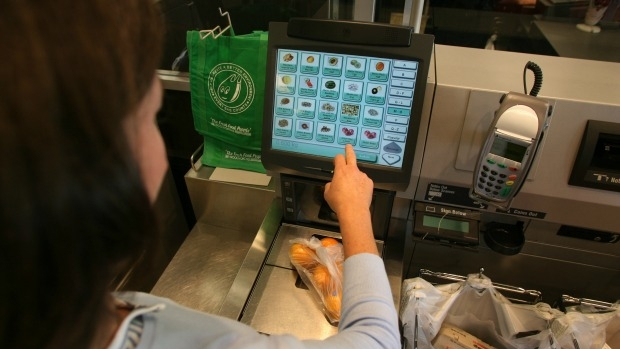 Article image for Coles removes annoying 'unexpected item' alert from self-serve checkout