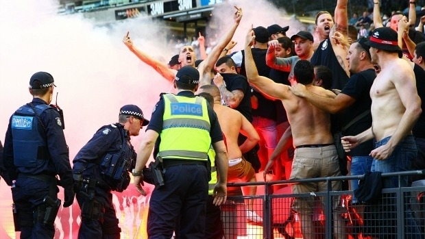 Article image for Western Sydney Wanderers handed penalties over behaviour of fans