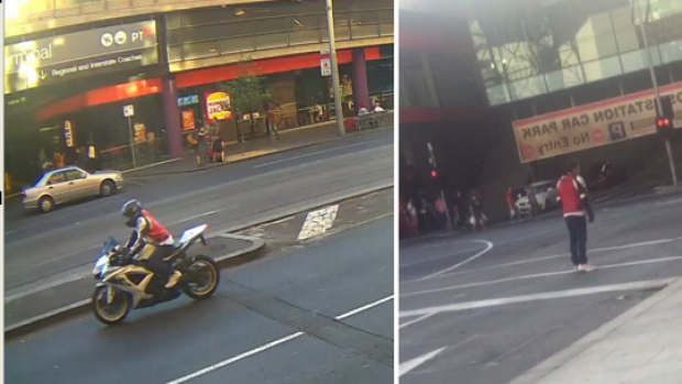 Article image for Gun fired in CBD violence