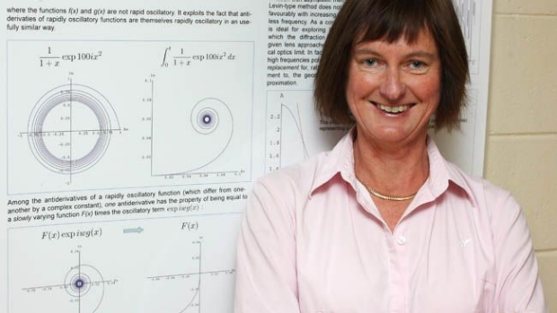 Article image for Professor who helped discover gravitational waves