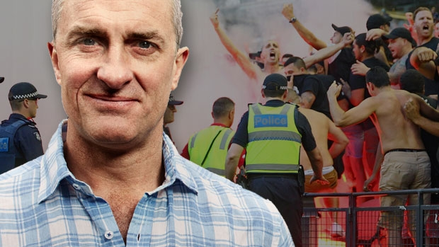 Article image for Tom Elliott hits back at criticism over soccer column
