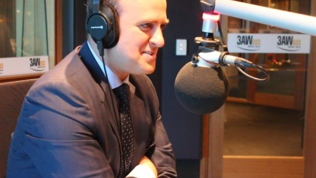 Article image for Tim Wilson tells Neil Mitchell why he's running for politics