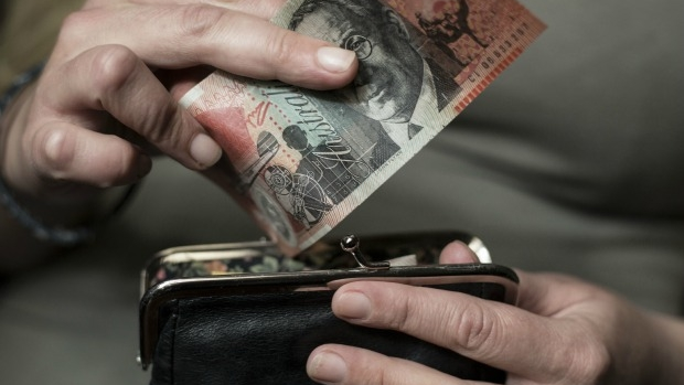 Article image for Almost one in two Australians say they live 'pay-cheque to pay-cheque'