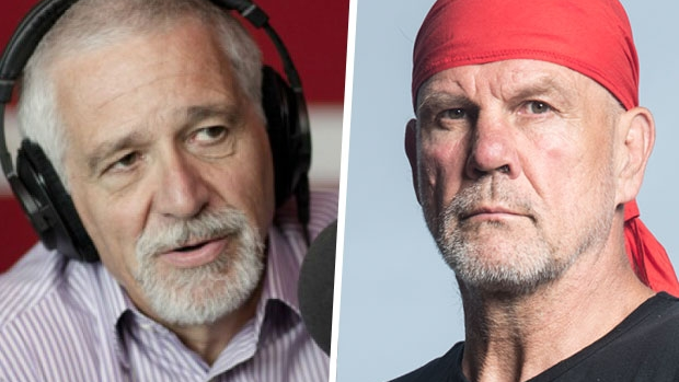 Article image for Neil Mitchell has a dig at Peter FitzSimons