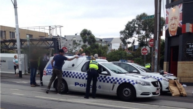 Article image for Man stabbed on Church Street, Cremorne