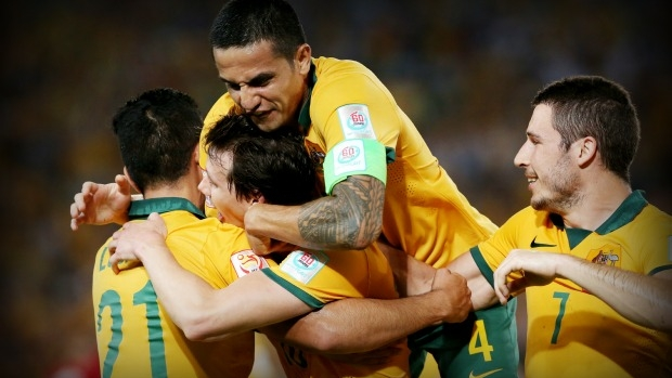 Article image for Tim Cahill and David Gallop in war of words over A-League snub
