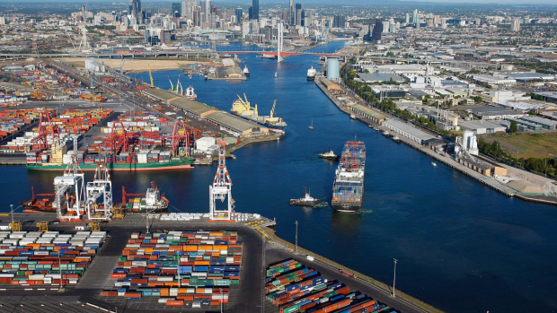 Article image for Ross and John get the 'Port of Melbourne Lease Deal For Dummies'