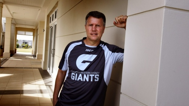Article image for Rumour Confirmed: Graeme Allan to leave GWS
