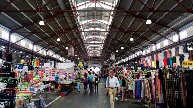 Article image for Stall holders at the Queen Victoria Market have growing concerns over market upgrade