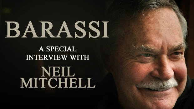 Article image for Neil Mitchell's special interview with Ron Barassi ahead of his 80th birthday