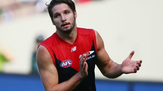 Article image for Paul Roos says decision to delay contract talks with Jesse Hogan is the 'best result'