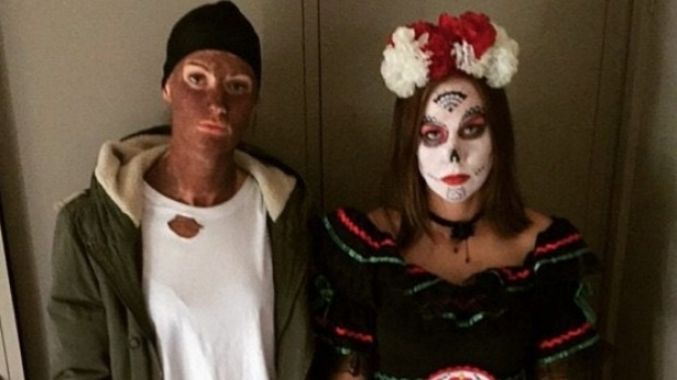 Article image for Sara Blicavs 'disappointed' Liz Cambage publicly shamed Opals teammate Alice Kunek over 'black face' costume