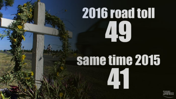 Article image for Two drivers dead in shocking night on Victorian roads