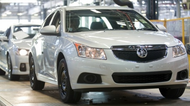 Article image for Holden Cruze production in Australia to end this year