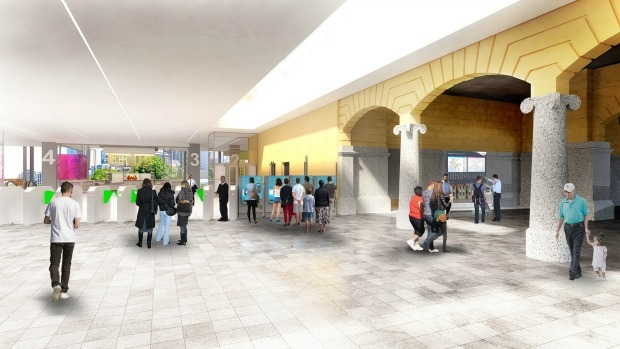 Article image for Flinders Street Station set for $100m upgrade