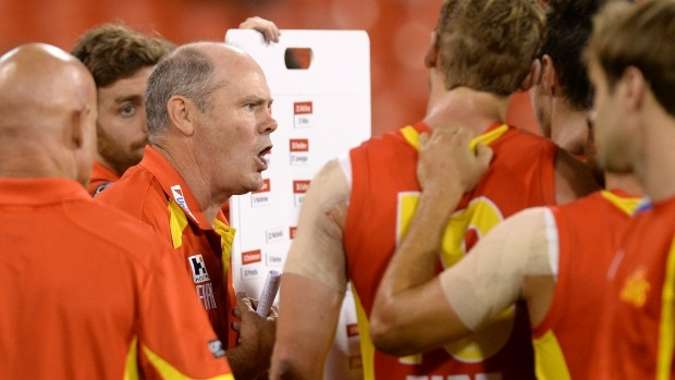 Article image for Gold Coast coach Rodney Eade slams NAB Challenge fixture on 3AW