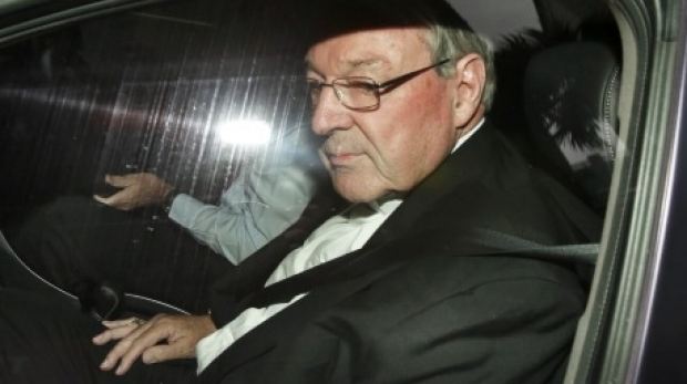 Article image for Neil Mitchell says George Pell is 'finished' and should 'throw himself on the floor'
