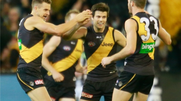 Article image for Matthew Richardson expects Richmond to finish top-six in 2016