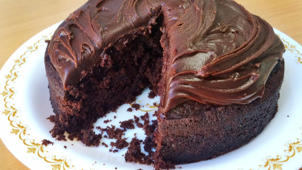 Article image for Recipe: Emma Dean's Vegan Chocolate Cake