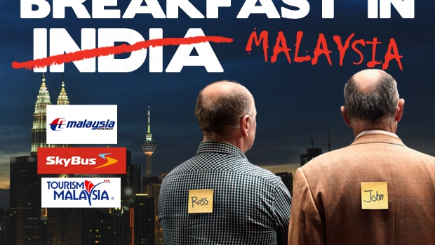 Article image for Why Ross and John are in Malaysia – NOT India